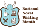 Nov is National Novel Writing Month!